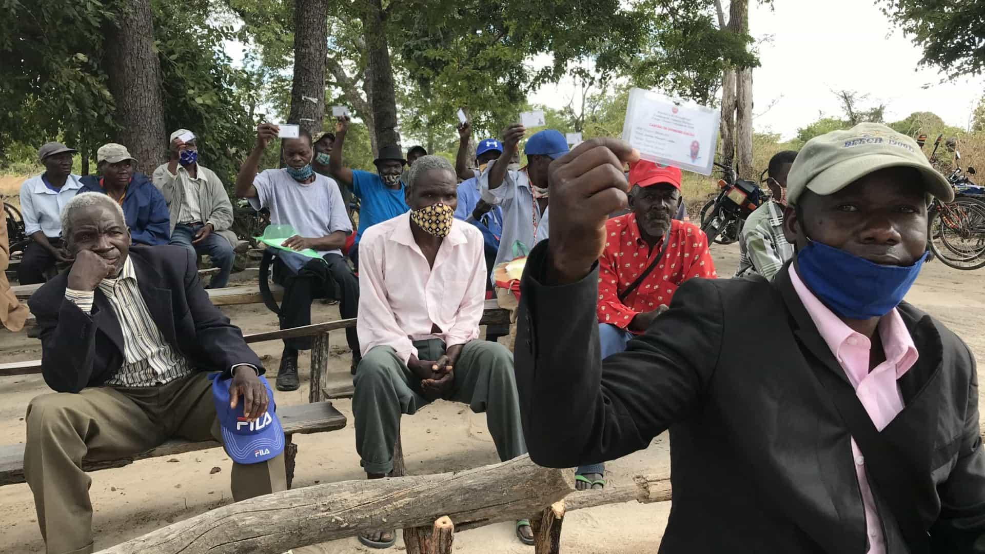Mais 170 guerrilheiros da Renamo desmobilizados em Moçambique