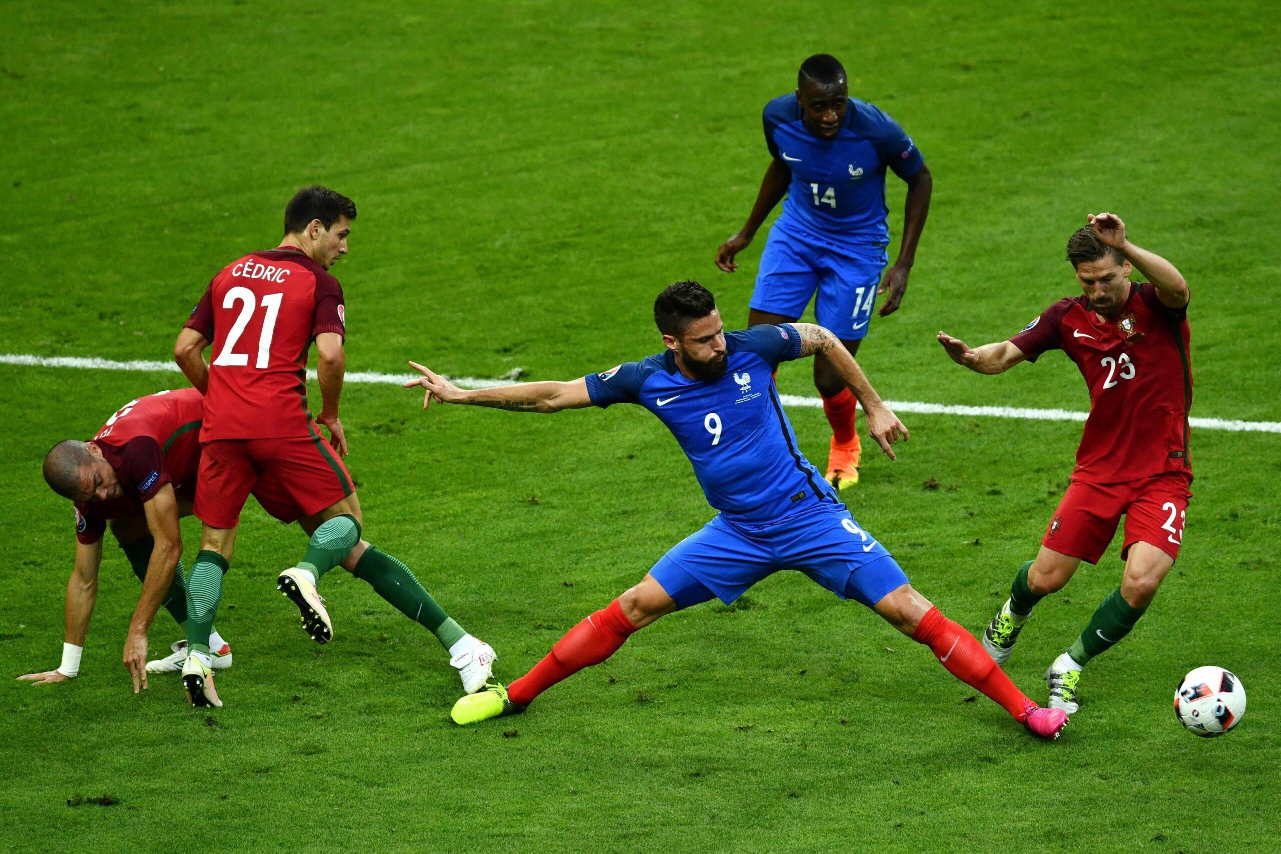 França-Portugal: No próximo domingo