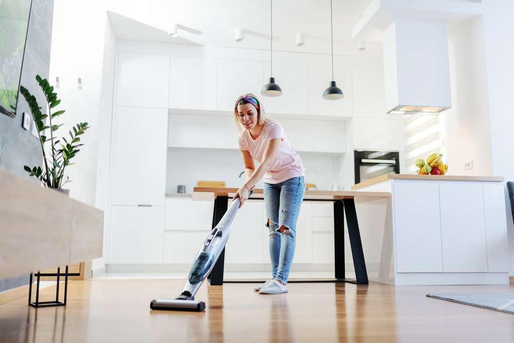 Higienizar a casa: o vapor consegue obter uma redução significativa de até 99,999% dos vírus