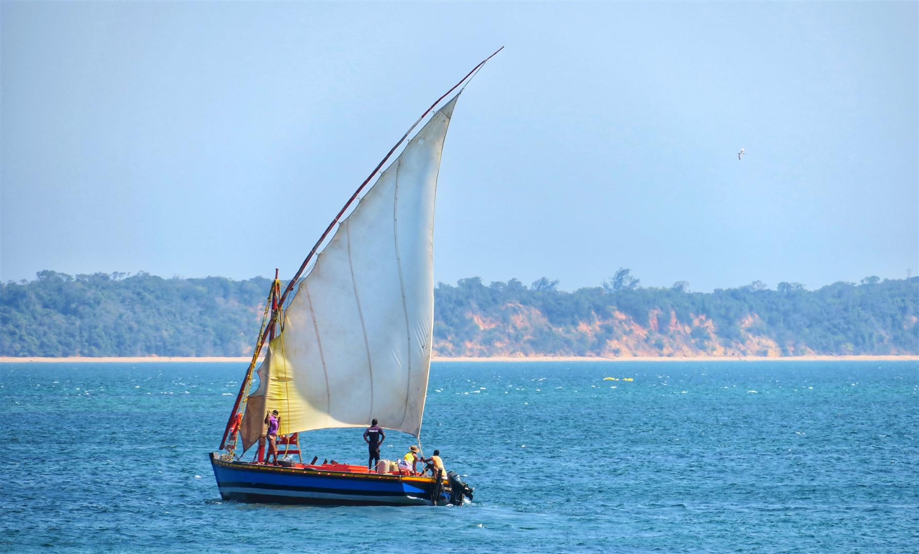 INHACA – Boat Trip