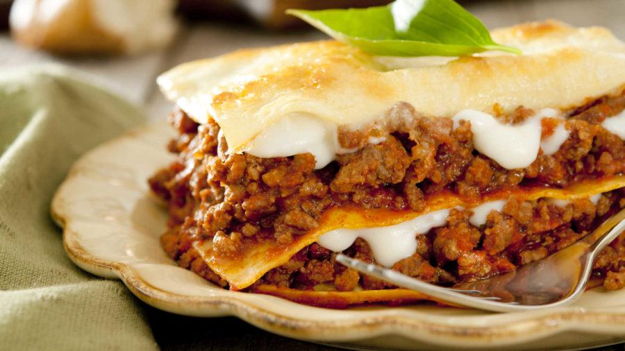Coma massa e lasanha assim e reduza as calorias que ingere