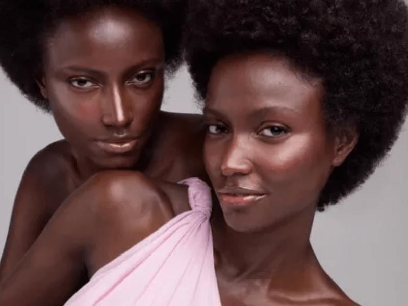 Beleza Negra bem representada nas passarelas