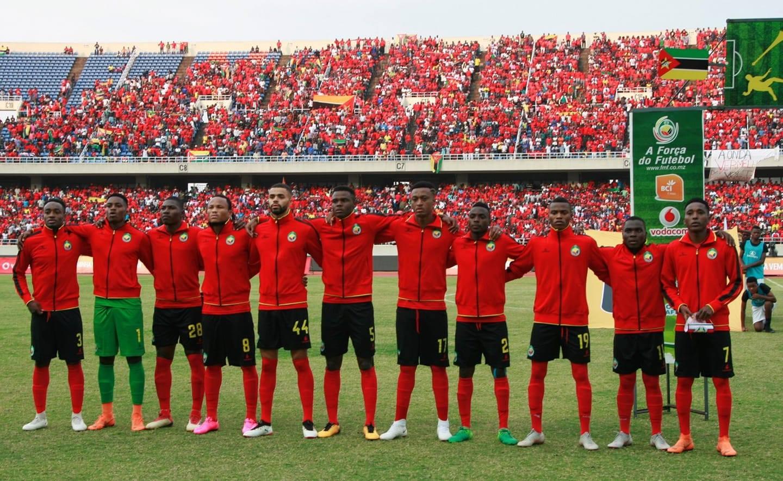 Mambas enfrentam Camarões em dupla jornada em Março