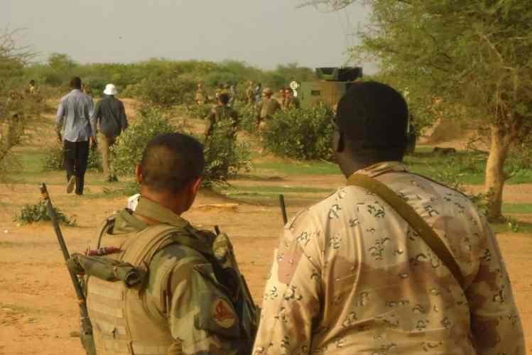 Soldados malianos morrem em emboscada a missão de escolta