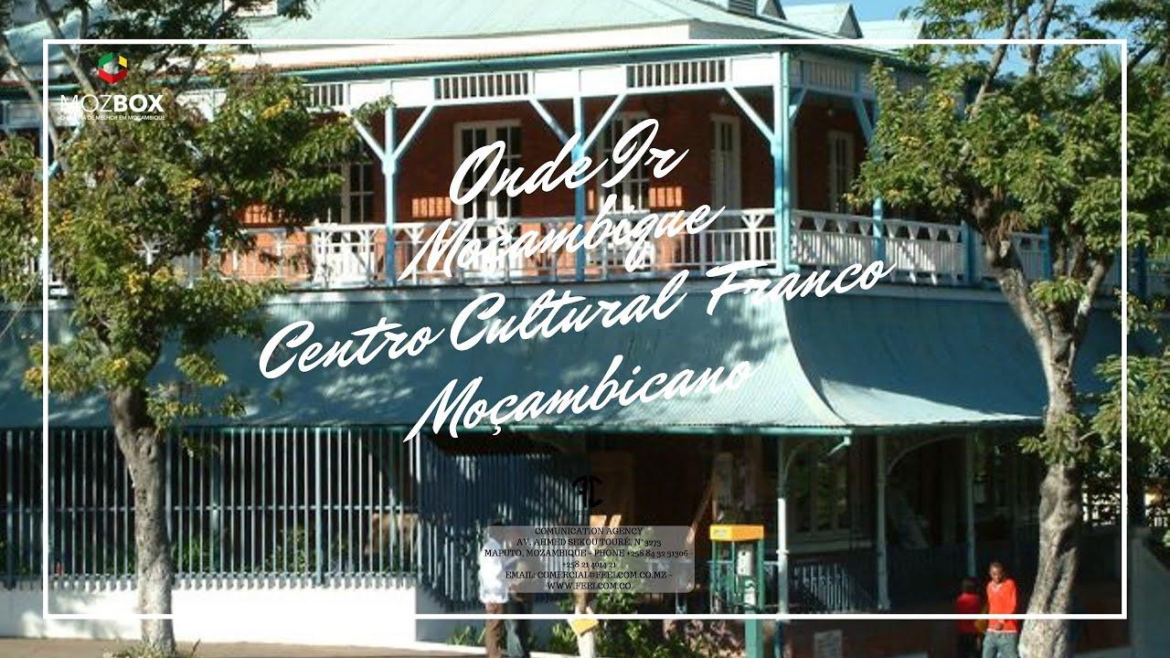 Centro Cultural Franco Moçambicano