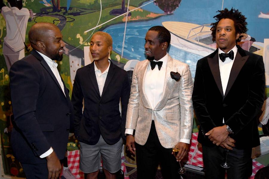 A Festa do Ano: P. Diddy faz 50 anos e junta fortunas avaliadas em mais de 3 biliões de dólares