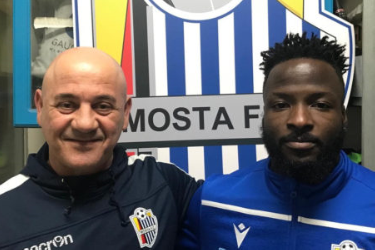Cláudio vai jogar no Mosta FC da Malta