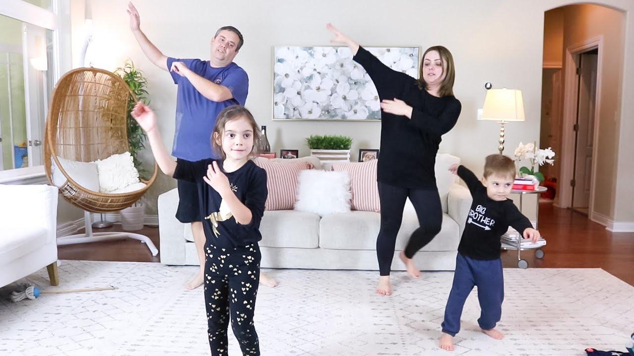 Mbora lá dançar em família