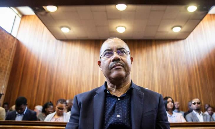Rejeitado recurso de extradição de Chang para Moçambique