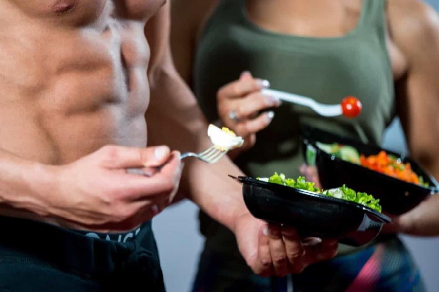 Melhores alimentos para consumir antes e depois do treino