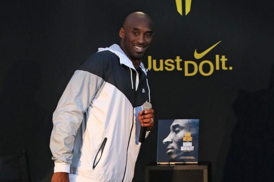 Nike retira artigos de Kobe Bryant do mercado