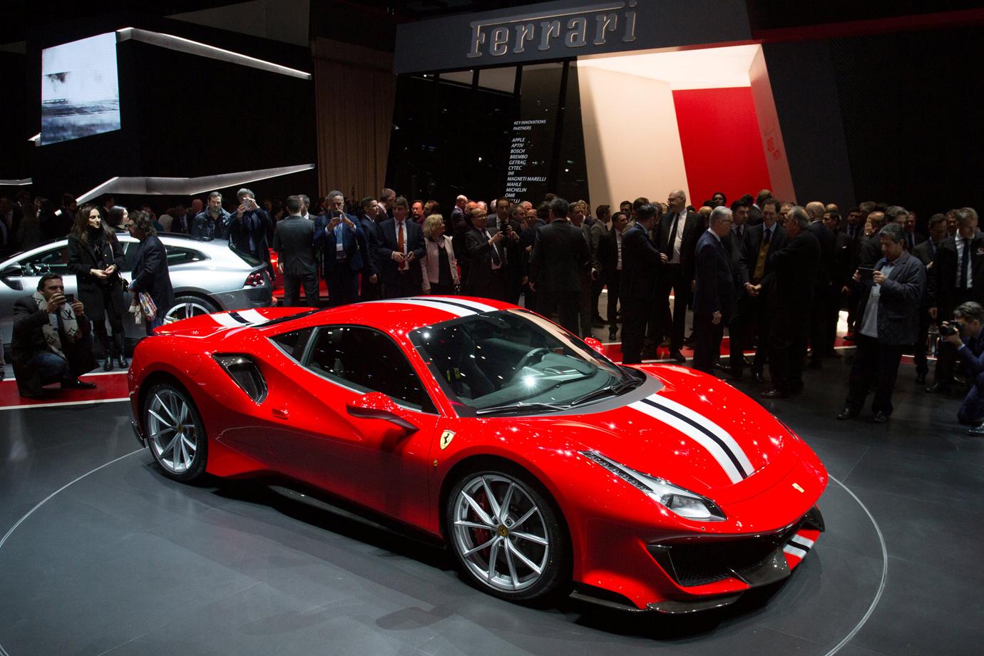 Os super-carros mais espetaculares do Salão de Genebra  2019
