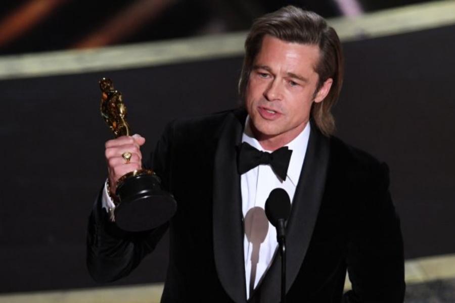 Brad Pitt: de Thelma & Louise vence Óscar 2020