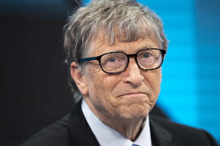 """""""Coronavírus pode causar 10 milhões de mortos em África"""", diz Bill Gates"""