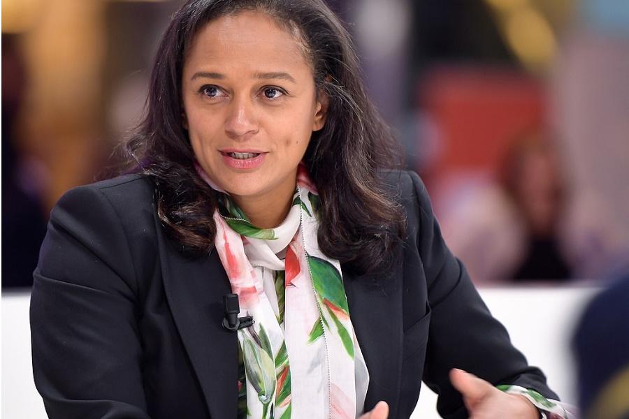 Tribunal congela 441 milhões de dólares de acções de Isabel dos Santos