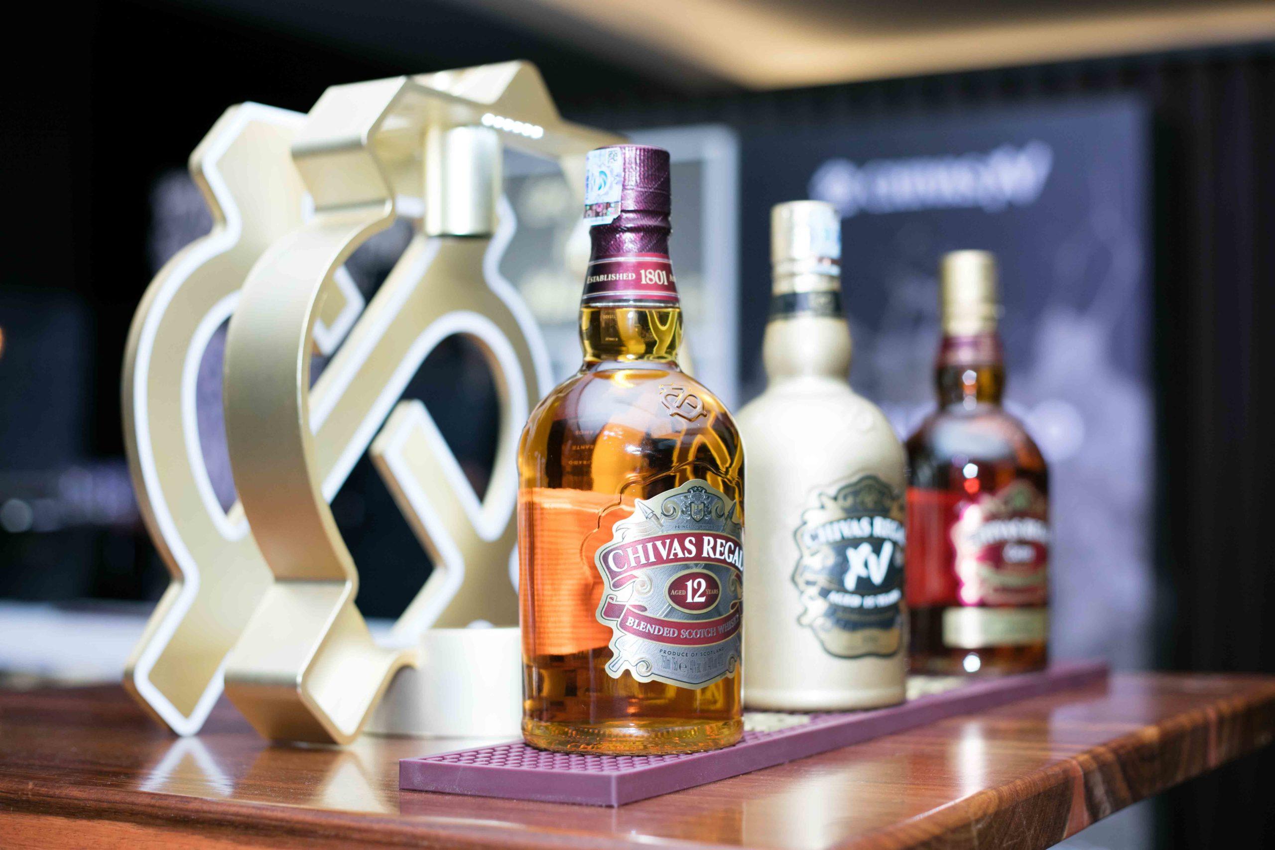 Chivas XV, 15 anos a celebrar o whisky de fusão