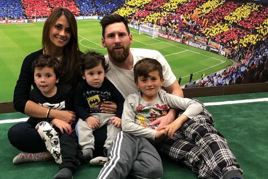 """"""" Antonela é a pessoa mais importante"""", diz Lionel Messi"""
