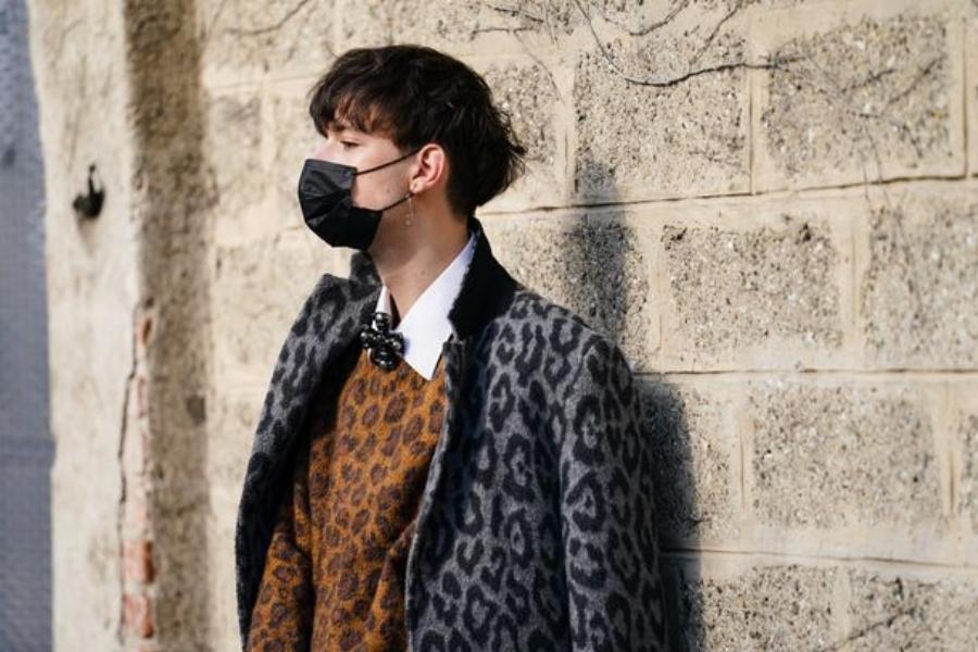 O Milão Fashion Week perturbado pelo coronavírus