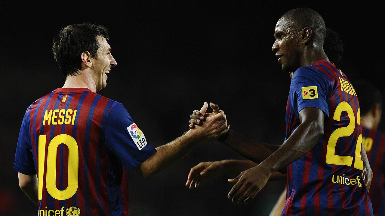 """Messi respondeu a Abidal: """"Tem que dar nomes, senão suja todos"""""""