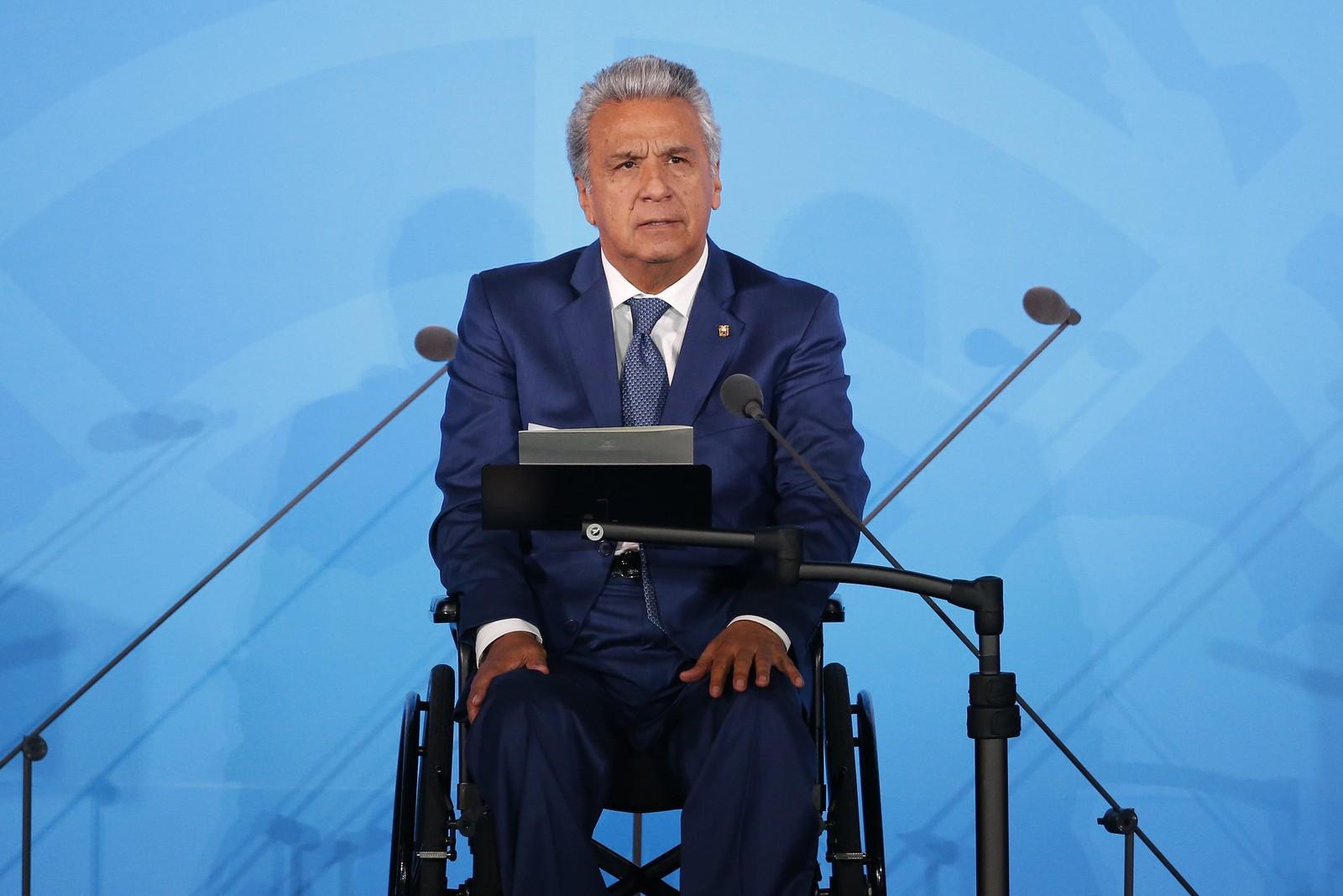 """""""Mulheres só reclamam de assédio de homens feios"""" – diz presidente do Equador"""