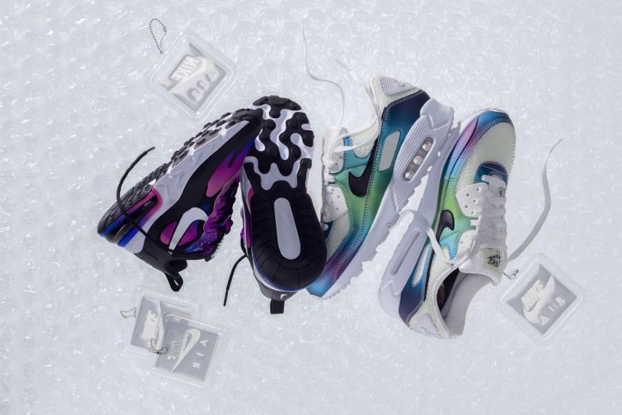 Nike comemora os 30 anos da sua sapatilha culta Air Max 90