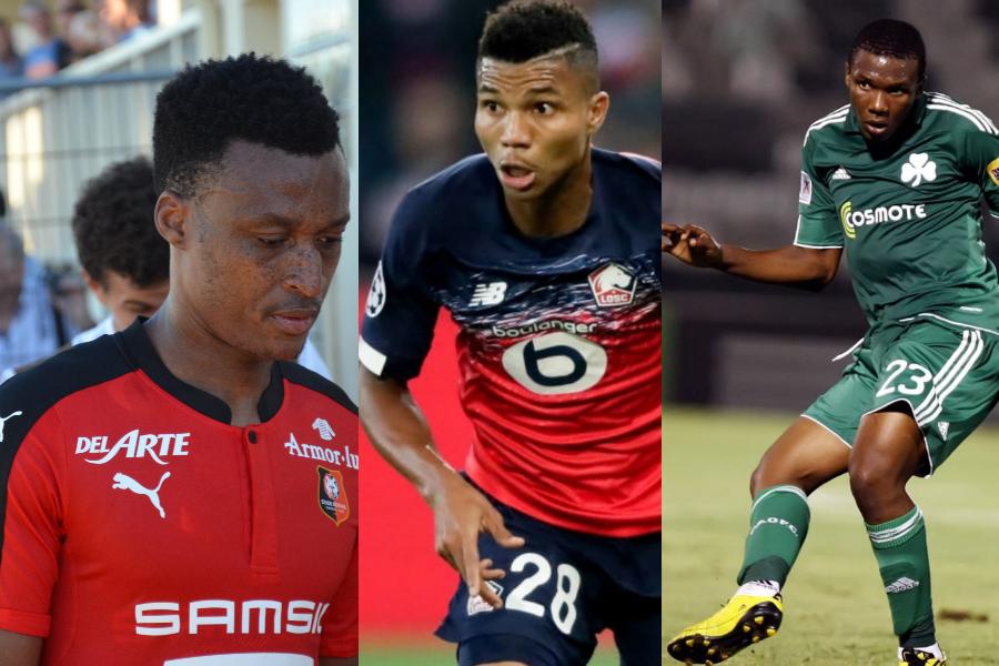 Top 5 dos jogadores moçambicanos mais valiosos no mercado internacional