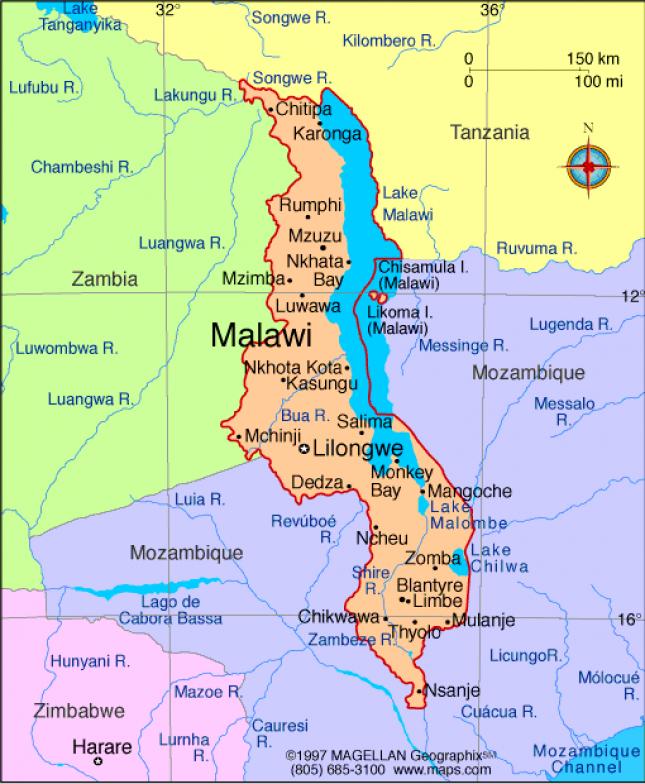 Tribunal Constitucional do Malawi anula eleição presidencial de 21 de Maio de 2019