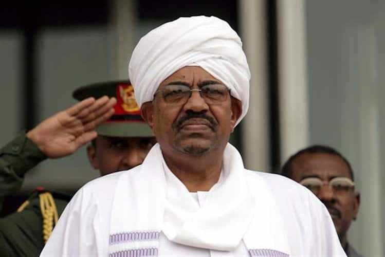 al-Bashir tramado: será entregue ao TPI
