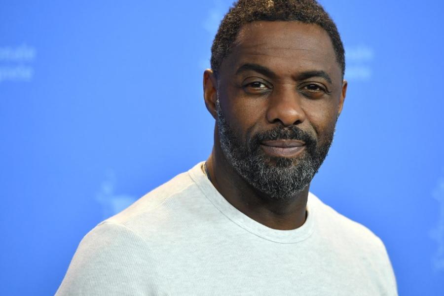 Idris Elba com o futuro incerto devido ao coronavírus