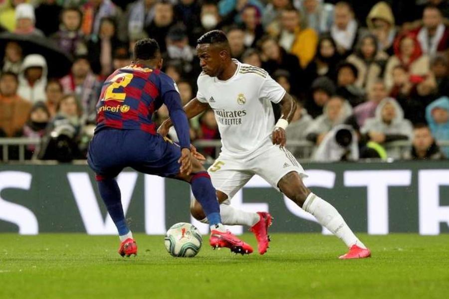 Barcelona «tocossado» em Madrid