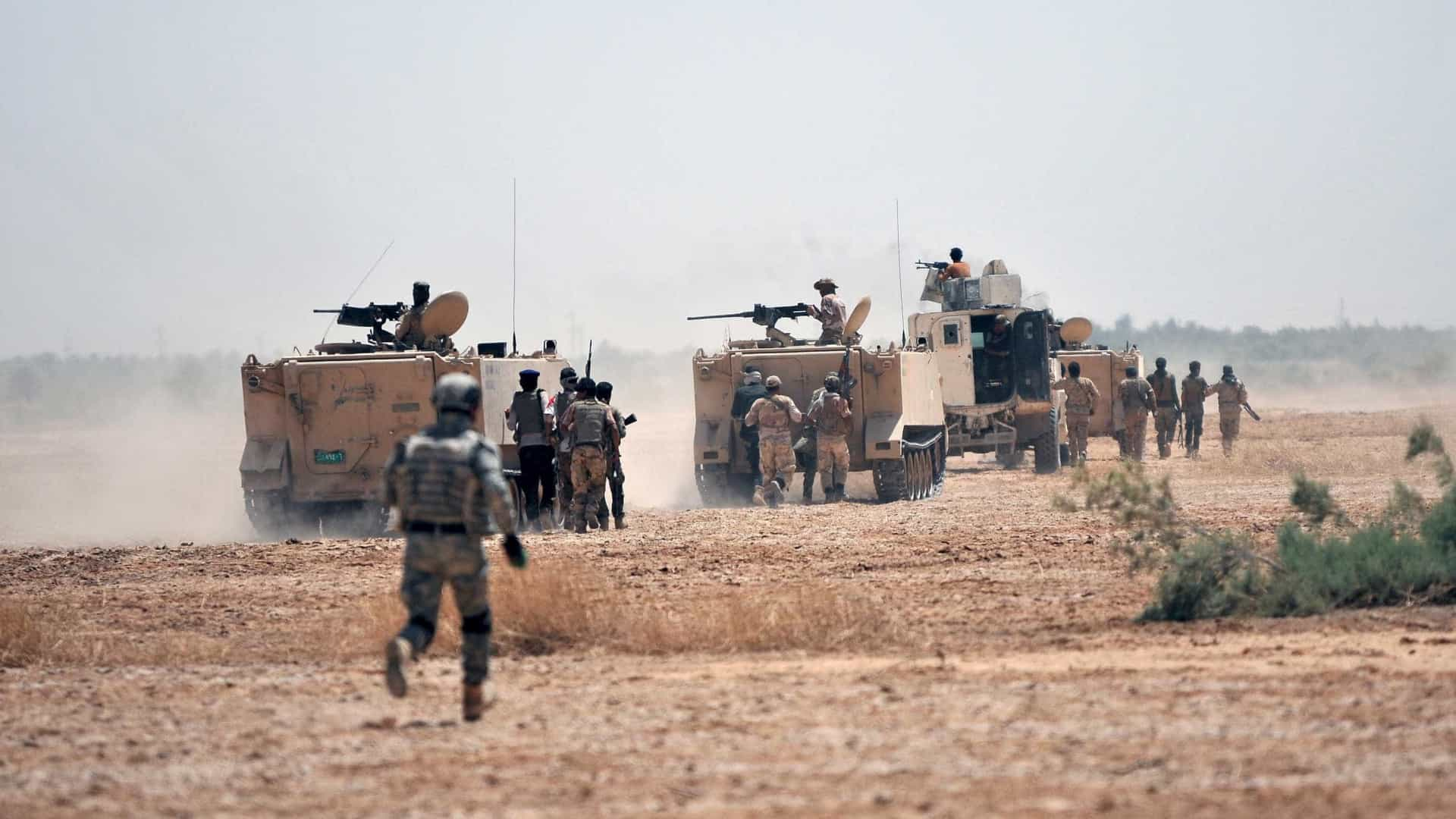 Iraque: EUA atacam milícias após morte de dois soldados