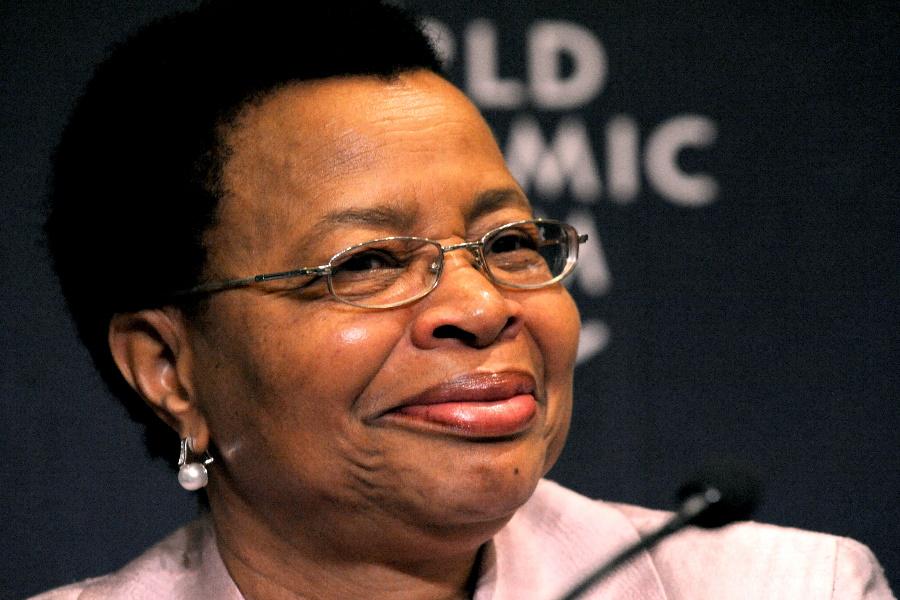 Graça Machel na lista das mulheres mais poderosas de  África