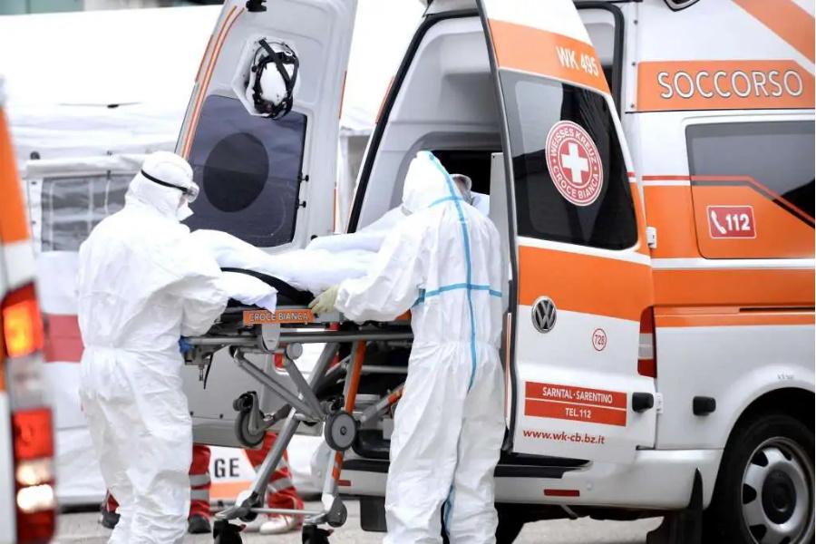 Covid-19: Mais de 8 mil mortos e mais de 200 mil infectados em todo mundo