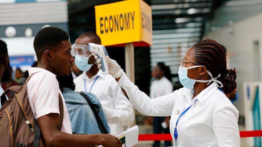 Cidadãos de seis países em quarentena em Moçambique