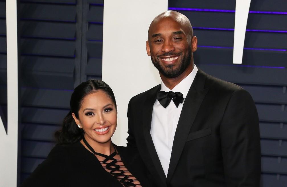 Mulher de Kobe Bryant quer mudar testamento