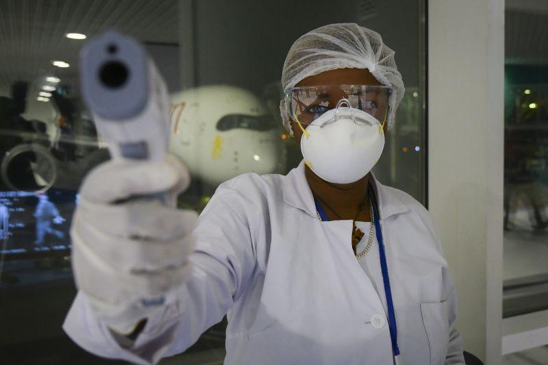 Número de infeções pelo Covid-19 registadas em África ultrapassa o milhar