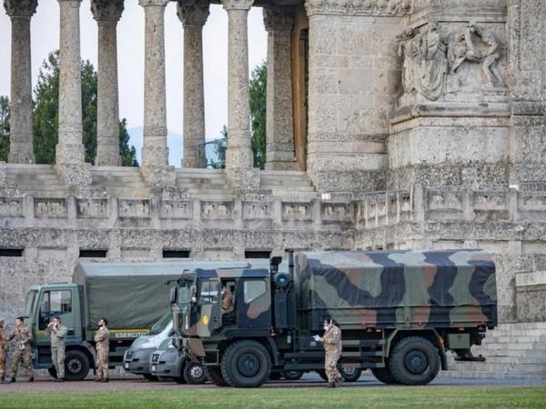 Número de mortos na Itália por Covid-19 ultrapassa total de vítimas na China