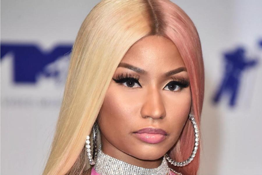 Nicki Minaj torna-se a rapper feminina mais rica