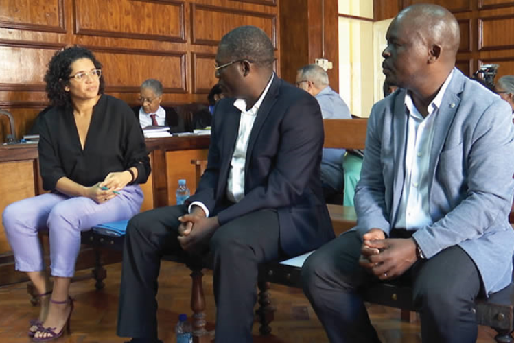 CASO LAM: Réus condenados a 12 e 14 anos de prisão