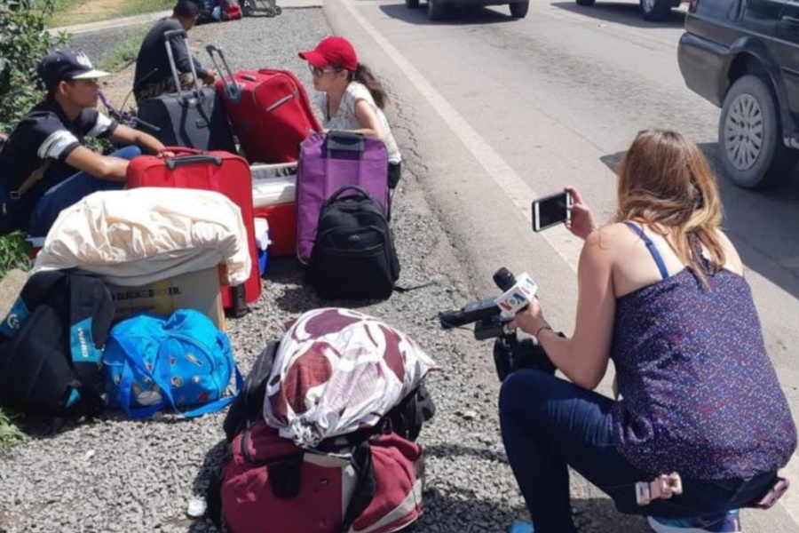 Brasil considera 17 mil venezuelanos  refugiados