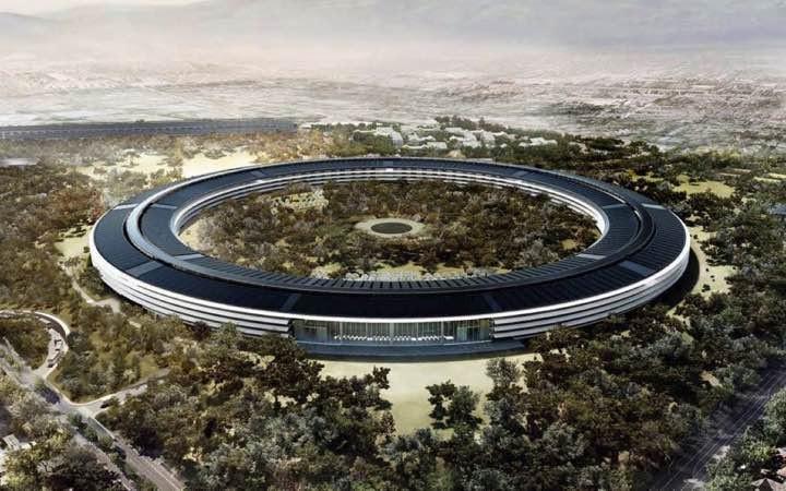 Conheça o Apple Park: o campus de 5 bilhões de dólares
