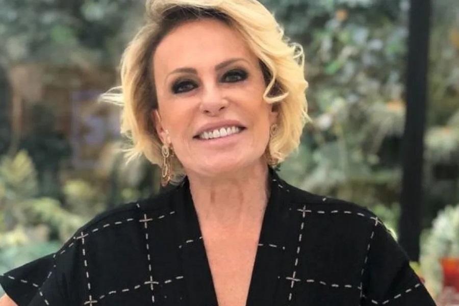 """Ana Maria Braga diz que está curada de câncer: """"sumiu tudo"""""""