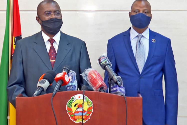 """""""Forças de Defesa e Segurança abateram 129 `terroristas´ em Cabo Delgado"""" – ministro do Interior"""