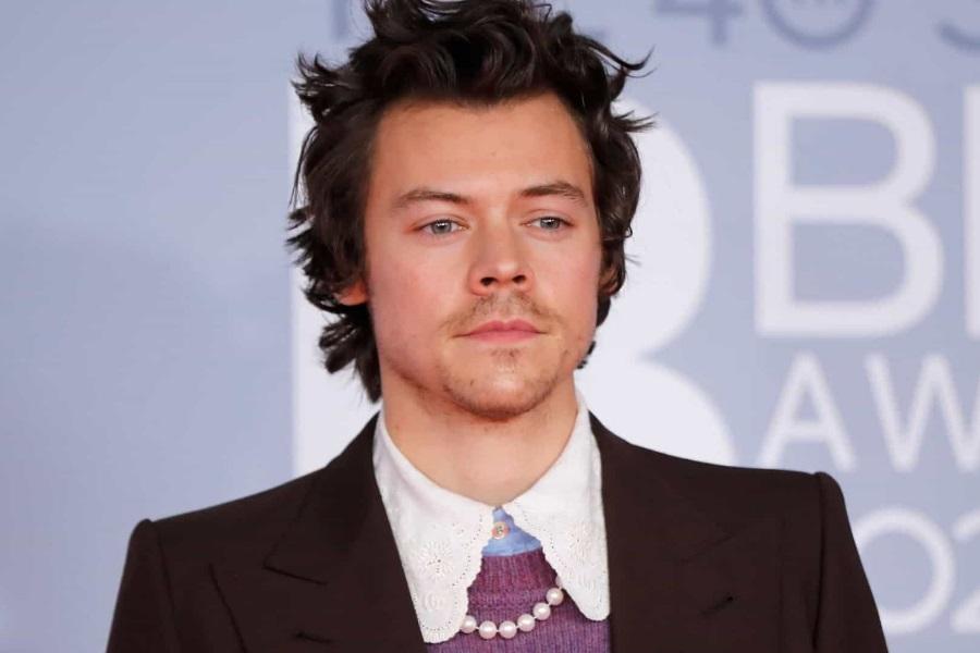 Harry Styles está preso na Califórnia