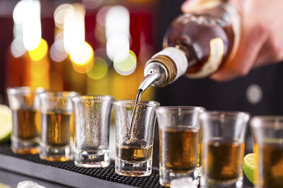 Impacto do álcool no corpo