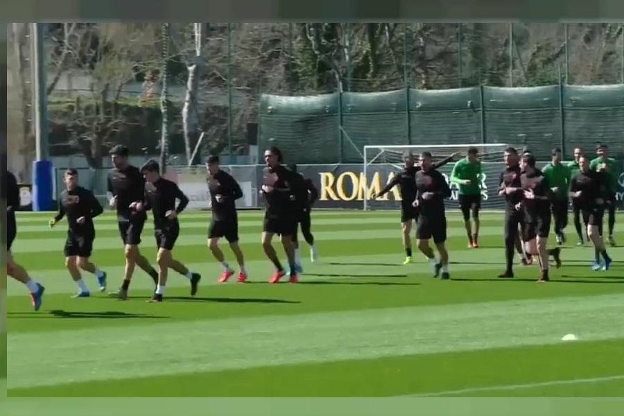 Jogadores do AS Roma renunciam os salários