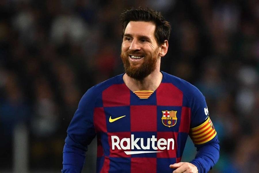 Messi admite que paragem da Liga espanhola pode??????