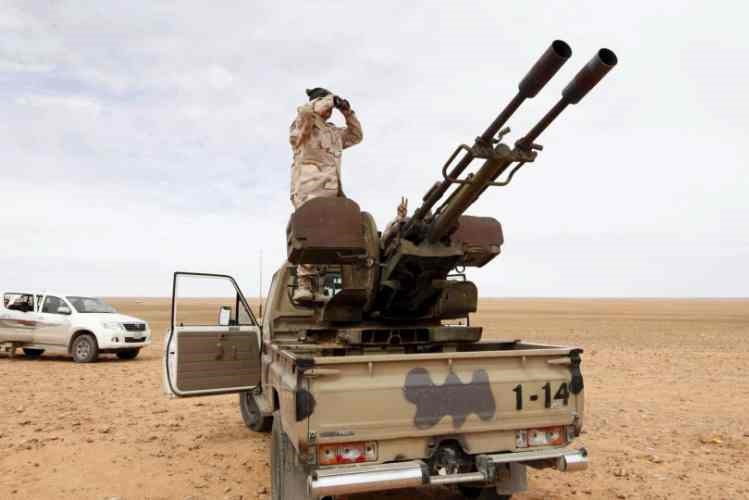 Tripoli recupera a Haftar duas cidades estratégicas no Oeste