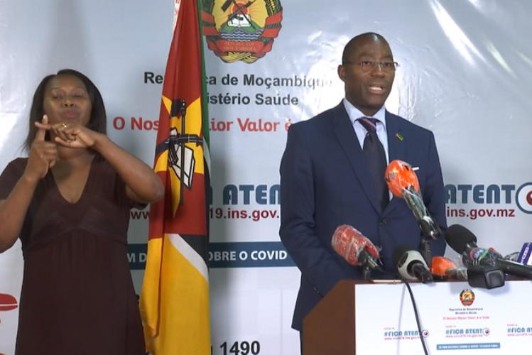Sobe para 17 casos de Covid-19 em Moçambique