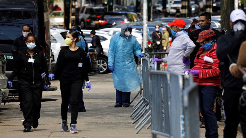 América é novo foco mundial da pandemia